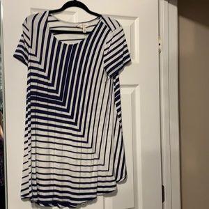 Jessica Simpson Maternity Shirt Sz M